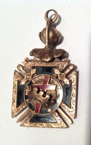 Knights Templar pendant